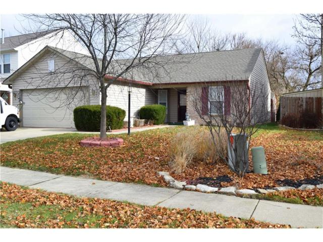 3711 Whistlewood Lane, Indianapolis, IN 46239 (MLS #21527598) :: RE/MAX Ability Plus