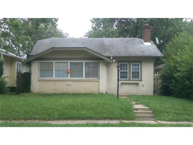 719 N Denny Street, Indianapolis, IN 46201 (MLS #21527619) :: Indy Scene Real Estate Team