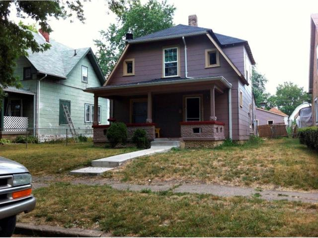 121 N Gladstone Avenue, Indianapolis, IN 46201 (MLS #21527624) :: Indy Scene Real Estate Team