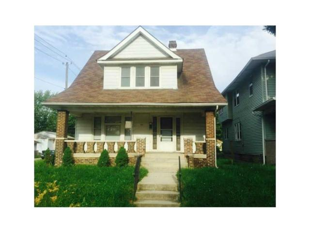 604 N Oakland Avenue, Indianapolis, IN 46201 (MLS #21527633) :: Indy Scene Real Estate Team