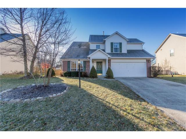 10115 Red Tail Drive, Fishers, IN 46038 (MLS #21527677) :: Heard Real Estate Team