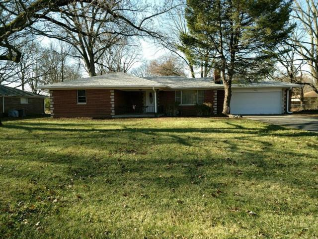 4030 Kessler Boulevard North Drive, Indianapolis, IN 46228 (MLS #21527693) :: The Gutting Group LLC