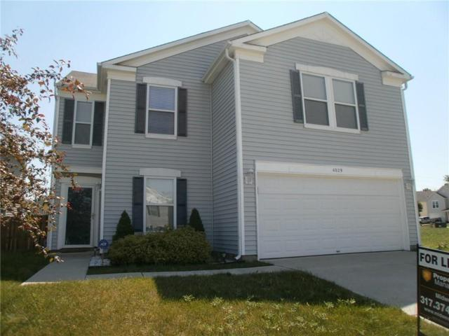 4029 Congaree Drive, Indianapolis, IN 46235 (MLS #21527722) :: Heard Real Estate Team