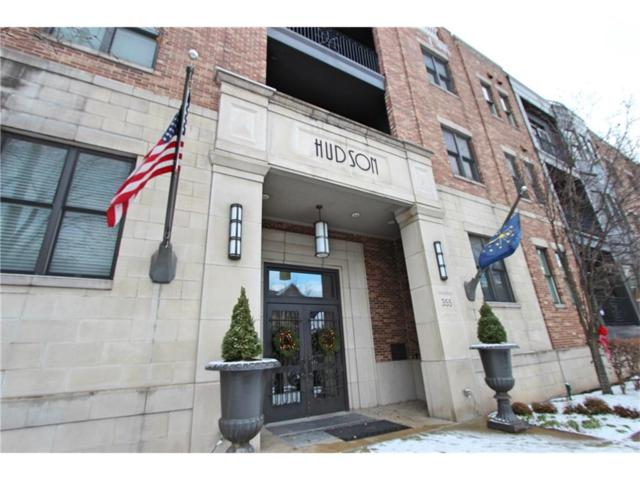 355 E Ohio Street #114, Indianapolis, IN 46204 (MLS #21527730) :: The ORR Home Selling Team