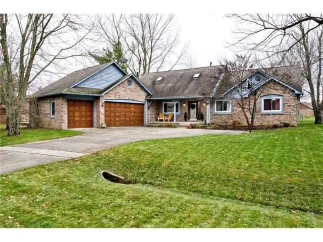 7018 Bloomfield Drive E, Indianapolis, IN 46259 (MLS #21527818) :: RE/MAX Ability Plus