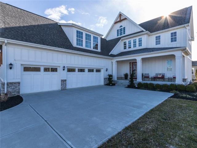1499 Rosebank Drive, Westfield, IN 46074 (MLS #21527851) :: The Gutting Group LLC