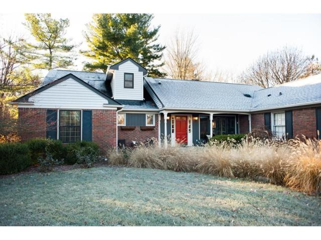 1055 Collingwood Drive, Indianapolis, IN 46228 (MLS #21527870) :: The Gutting Group LLC
