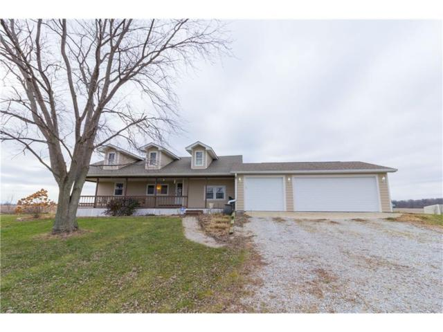 1064 N 600 East, Greenfield, IN 46140 (MLS #21527930) :: RE/MAX Ability Plus