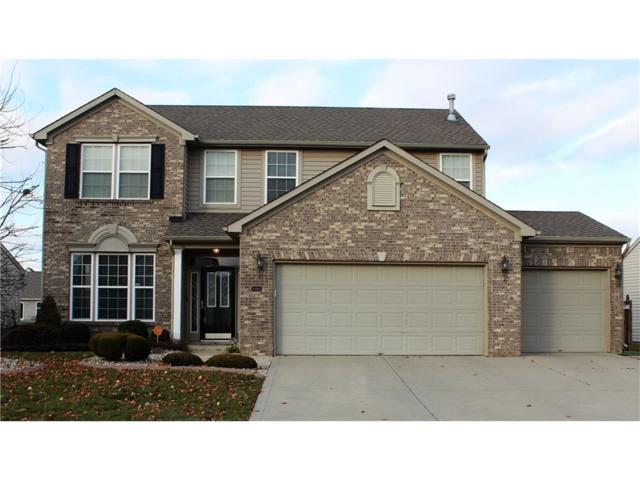 10614 Deercrest Lane, Indianapolis, IN 46239 (MLS #21528027) :: RE/MAX Ability Plus