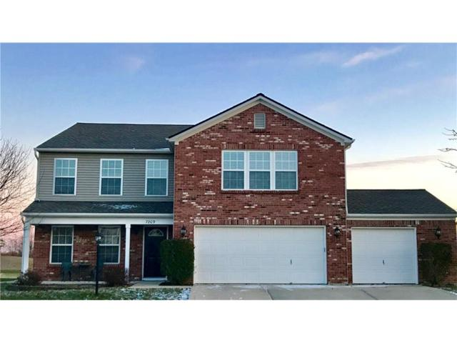 7809 Newhall Way, Indianapolis, IN 46239 (MLS #21528032) :: RE/MAX Ability Plus
