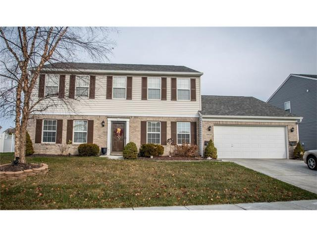 10828 Middlebrook Lane, Indianapolis, IN 46229 (MLS #21528033) :: Heard Real Estate Team