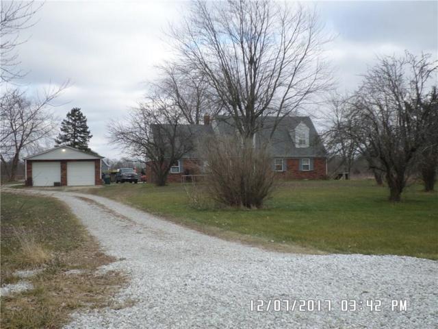 12882 N 175 E, Alexandria, IN 46001 (MLS #21528036) :: The ORR Home Selling Team