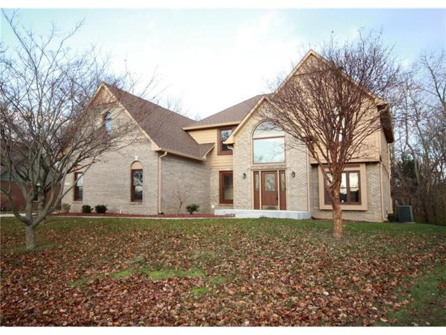 467 N Vanhoy Drive, Greenwood, IN 46142 (MLS #21528049) :: Heard Real Estate Team