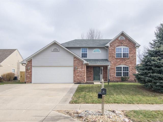 429 Garden Grace Drive, Indianapolis, IN 46239 (MLS #21528058) :: RE/MAX Ability Plus