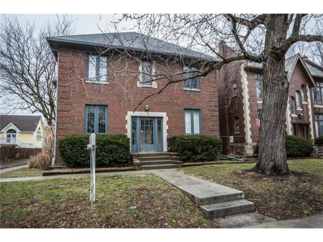 1404 N Broadway Street G, Indianapolis, IN 46202 (MLS #21528074) :: Indy Scene Real Estate Team