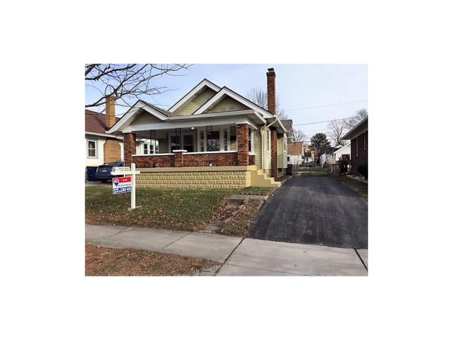 1305 N Linwood Avenue, Indianapolis, IN 46201 (MLS #21528077) :: Mike Price Realty Team - RE/MAX Centerstone