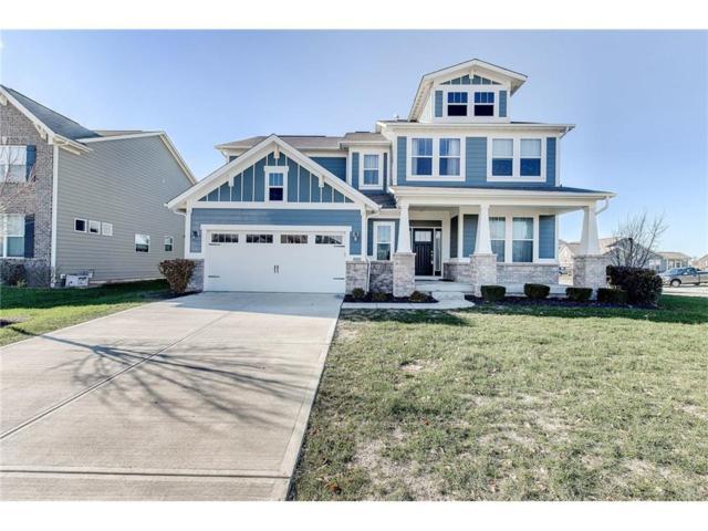 14092 Knightstown Drive E, Carmel, IN 46033 (MLS #21528082) :: Len Wilson & Associates