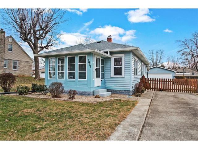1051 E Castle Avenue, Indianapolis, IN 46227 (MLS #21528103) :: Mike Price Realty Team - RE/MAX Centerstone