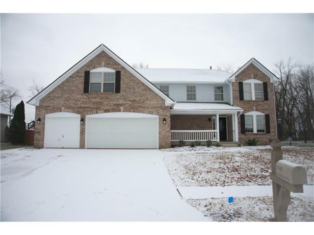 7849 Meadow Bend Drive, Indianapolis, IN 46259 (MLS #21528125) :: RE/MAX Ability Plus