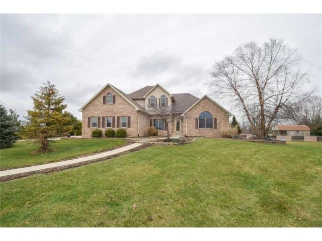 7700 S County Road 560 E, Selma, IN 47383 (MLS #21528136) :: The ORR Home Selling Team