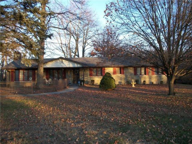 7350 Shelbyville Road, Indianapolis, IN 46259 (MLS #21528141) :: RE/MAX Ability Plus