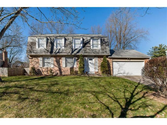 6102 Thrushwood Drive, Indianapolis, IN 46250 (MLS #21528154) :: Indy Scene Real Estate Team