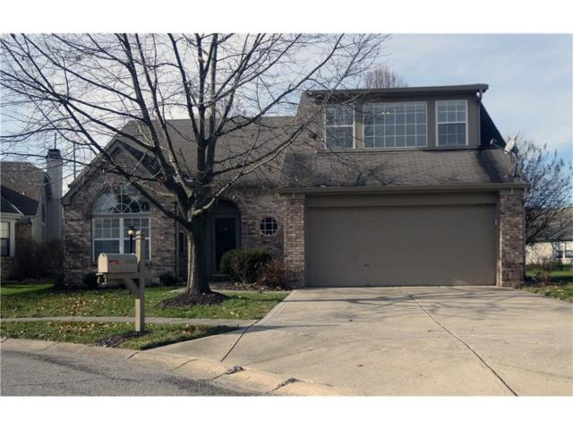 6420 Hunters Green Court, Indianapolis, IN 46278 (MLS #21528161) :: The Gutting Group LLC