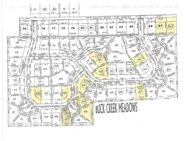 107 Maiellen Drive, Greenfield, IN 46140 (MLS #21528162) :: RE/MAX Ability Plus