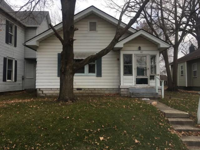 327 S Parker Avenue, Indianapolis, IN 46201 (MLS #21528167) :: The ORR Home Selling Team