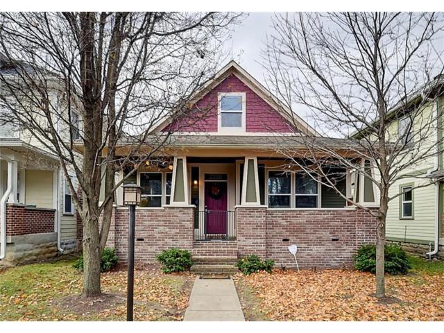 2318 N Alabama Street, Indianapolis, IN 46205 (MLS #21528169) :: Indy Scene Real Estate Team