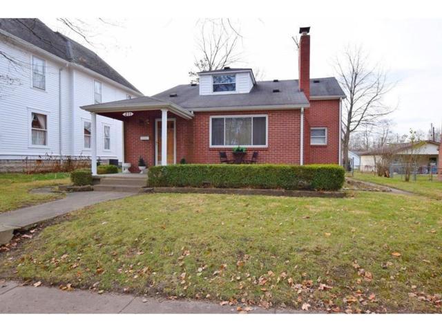 211 N Pendleton Avenue, Pendleton, IN 46064 (MLS #21528170) :: The Gutting Group LLC