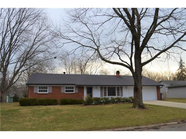 7555 Keating Drive, Indianapolis, IN 46260 (MLS #21528174) :: The Gutting Group LLC