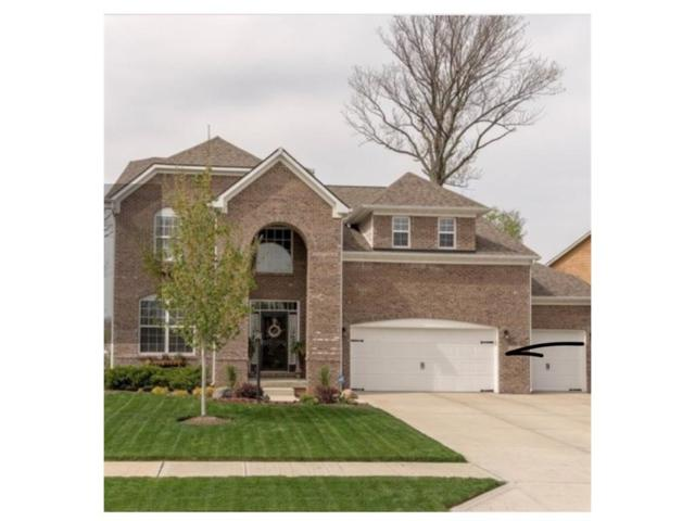 11014 Sunny Bluff Drive, Indianapolis, IN 46236 (MLS #21528194) :: Heard Real Estate Team