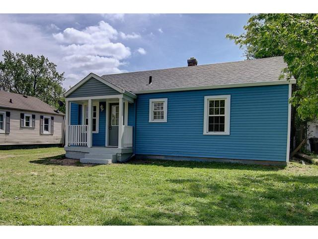 2515 E Troy Avenue, Indianapolis, IN 46203 (MLS #21528195) :: Indy Scene Real Estate Team