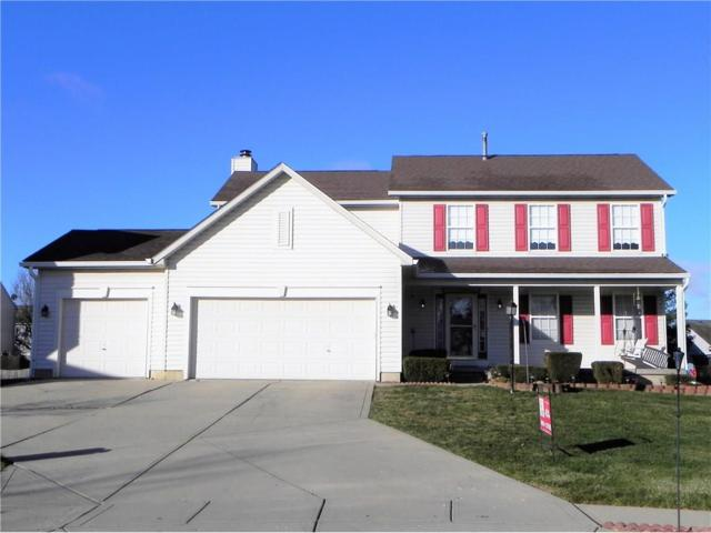 2460 Ring Necked Drive, Indianapolis, IN 46234 (MLS #21528210) :: RE/MAX Ability Plus