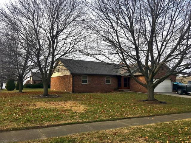 566 La Reforma Drive, Greenwood, IN 46143 (MLS #21528231) :: Heard Real Estate Team