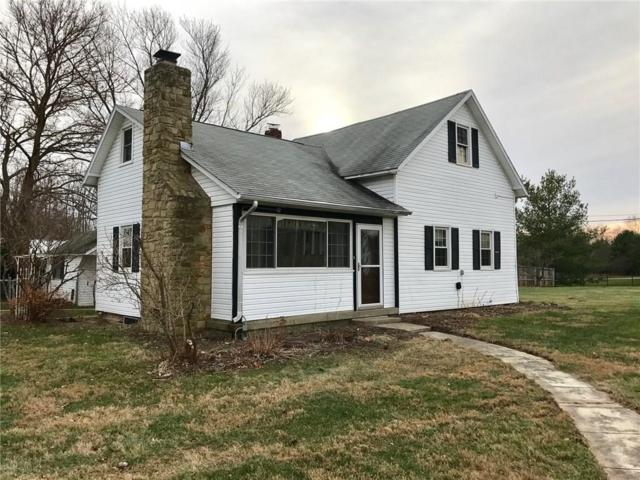 861 E State Road 42, Mooresville, IN 46158 (MLS #21528239) :: Mike Price Realty Team - RE/MAX Centerstone
