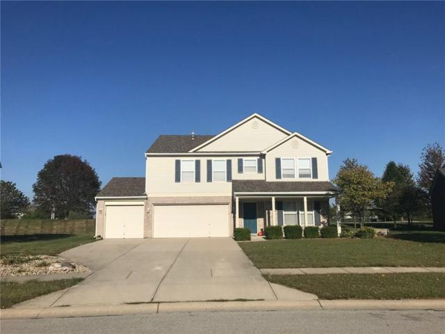 5943 N Quincy Drive, Mc Cordsville, IN 46055 (MLS #21528257) :: RE/MAX Ability Plus