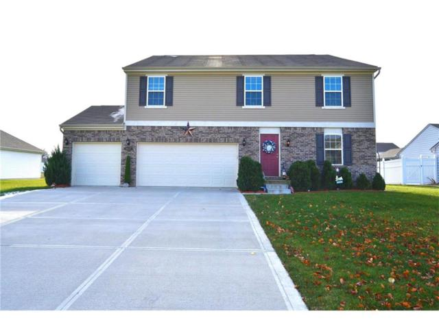8627 Claverdon Lane, Avon, IN 46123 (MLS #21528293) :: Heard Real Estate Team