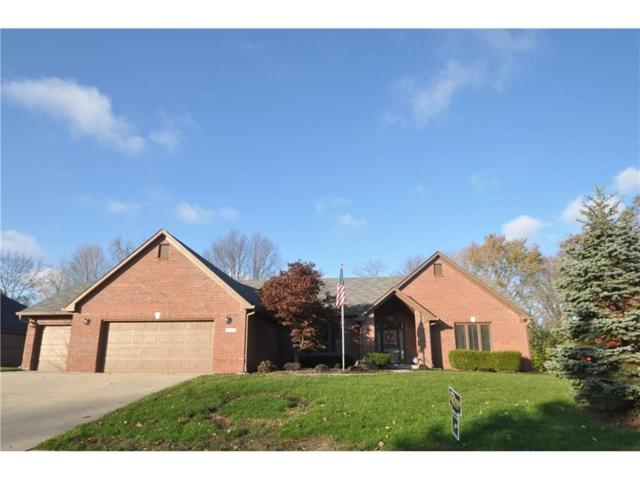 7844 Indian Pointe Drive, Indianapolis, IN 46236 (MLS #21528306) :: Heard Real Estate Team
