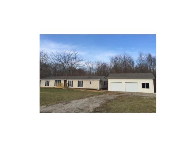 3400 W County Road 850 N, Westport, IN 47283 (MLS #21528326) :: Indy Scene Real Estate Team
