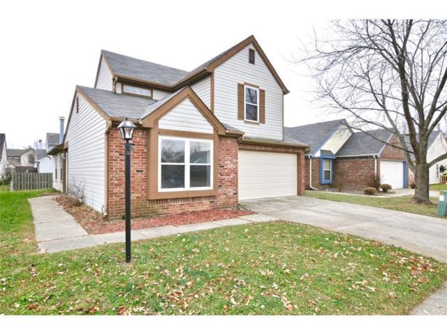4923 Wisteria Drive, Indianapolis, IN 46254 (MLS #21528334) :: Heard Real Estate Team