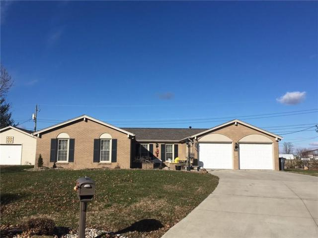 1325 Hickory Hill Ct, Seymour, IN 47274 (MLS #21528366) :: RE/MAX Ability Plus