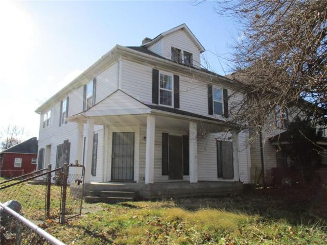 3342 N Rader Street, Indianapolis, IN 46208 (MLS #21528399) :: AR/haus Group Realty