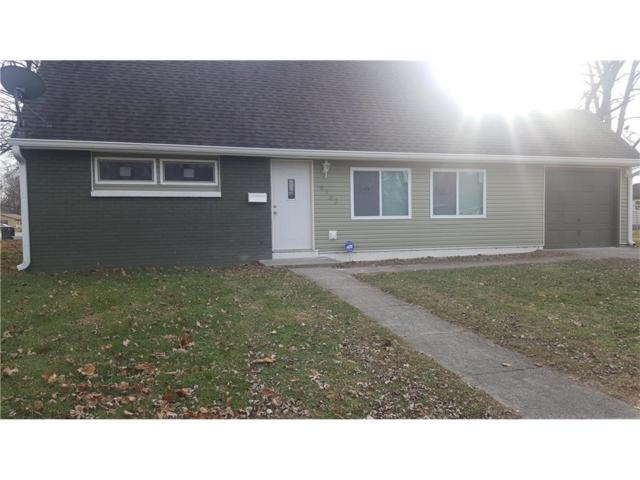 6161 E 43rd Place, Indianapolis, IN 46226 (MLS #21528452) :: Heard Real Estate Team
