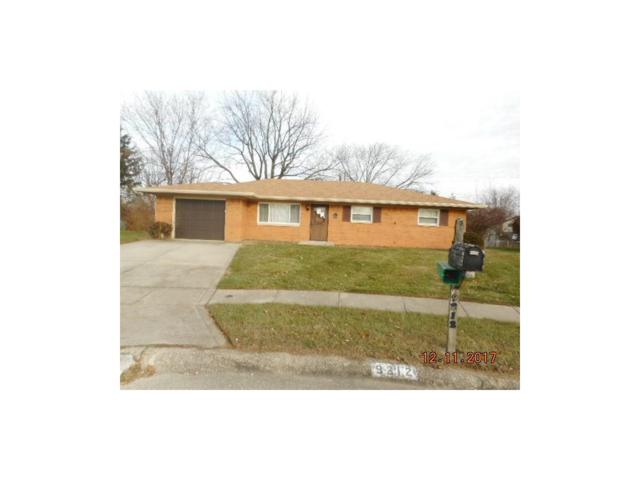 9212 Morning Star Court, Indianapolis, IN 46229 (MLS #21528492) :: Heard Real Estate Team