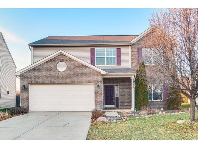 12402 Cool Winds Way, Fishers, IN 46037 (MLS #21528499) :: Heard Real Estate Team