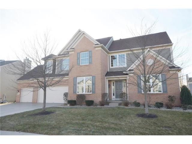 14414 Chariots Whisper Drive, Carmel, IN 46074 (MLS #21528563) :: Len Wilson & Associates