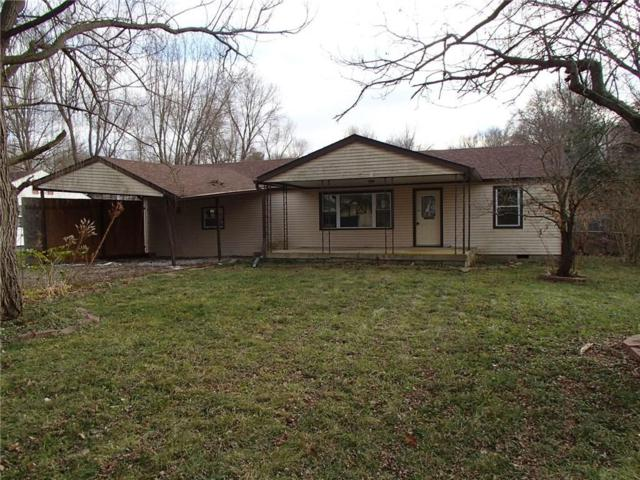 4929 Welton Street, Greenwood, IN 46143 (MLS #21528576) :: Heard Real Estate Team