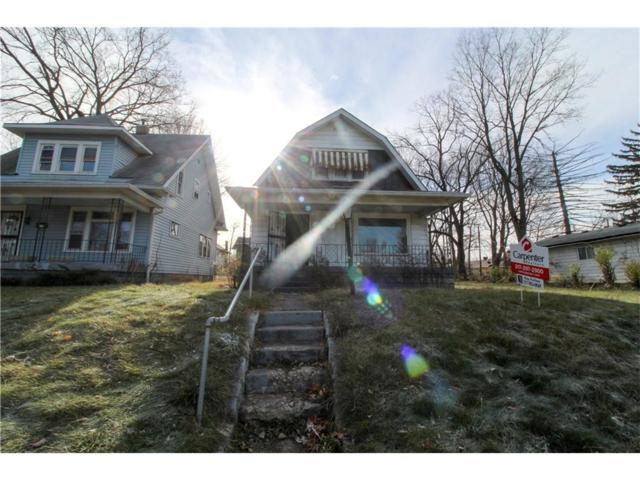 625 W 32nd Street, Indianapolis, IN 46208 (MLS #21528577) :: Heard Real Estate Team